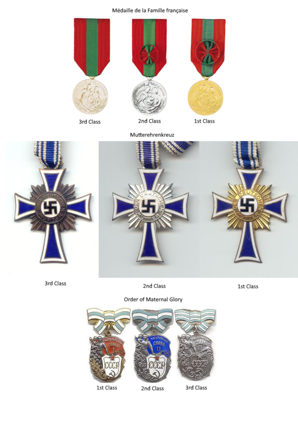 Medals for Mothers | Heart of Ohio Antique Center