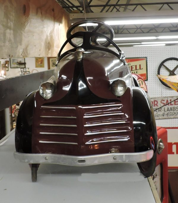 1941 Chrysler Steelcraft Pedal Car