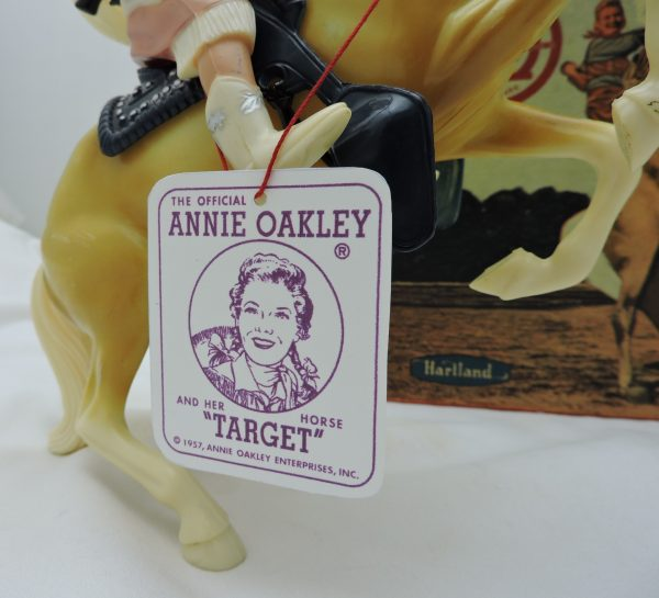 Hartland Annie Oakley with Box and Tag