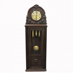 Antique Tall German Black Forest Case Clock