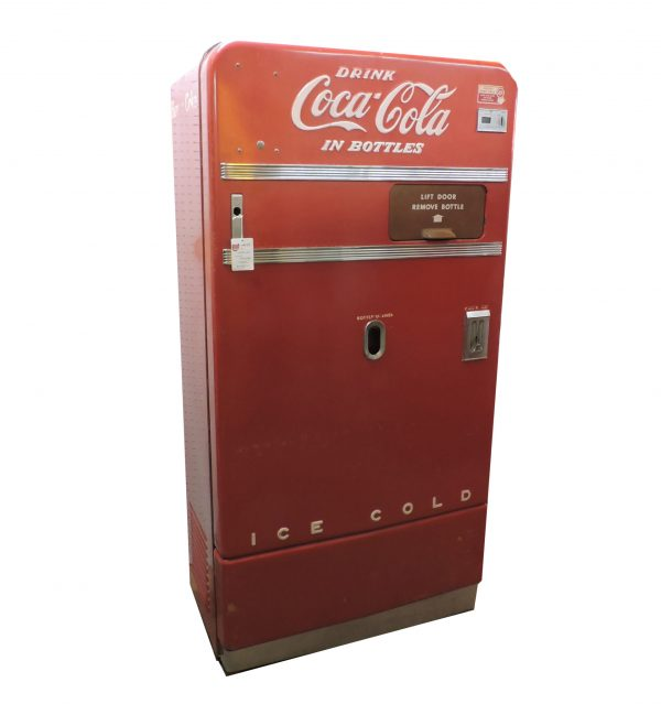 Vendo 83 Coca Cola Vending Machine