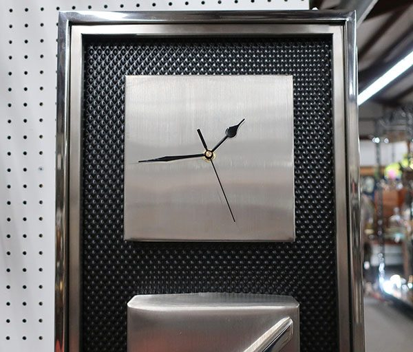 Jeff Mehringer Modernist Floor Clock