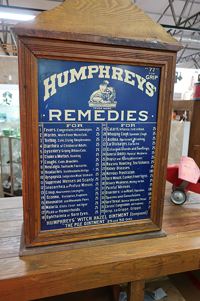 Humphrey's Remedies Case