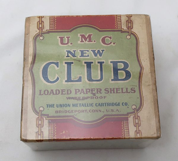 UMC New Club 12 Gauge Shot Shell Box