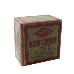 Western New Chief 2 Piece Shot Shell Box