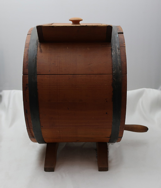 J.B. Varbick Co. Manchester, New Hampshire Butter Churn No. 1