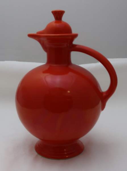 Fiesta Red Carafe and Stopper