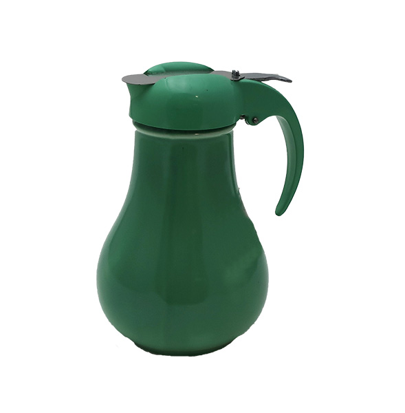 Original Green Fiesta Syrup Pitcher