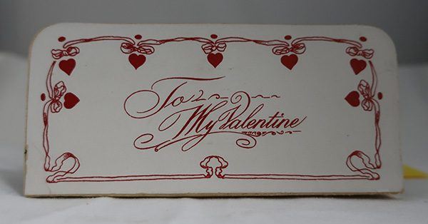 Stand Up Valentine- Kids in a Love Boat