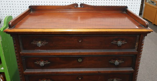 Victorian Tall Chest of Drawers