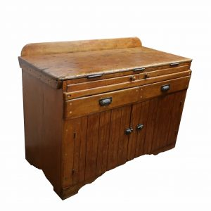 Early Country Cupboard/Table