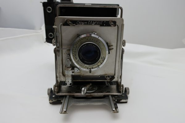 Vintage Ihagee Ultrix Folding Stereo Camera