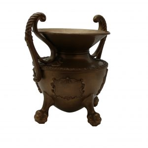 Fancy 19th Century Spittoon