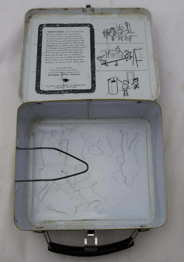 Vintage Aladdin Planet of the Apes Lunch Box with Thermos
