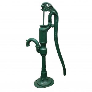 Myers & Brothers Company Antique Well Hand Pump-1912