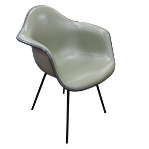 Eames Shell Chair-Olive