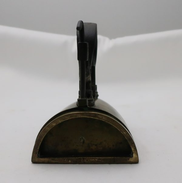 Antique Brass Coal Iron