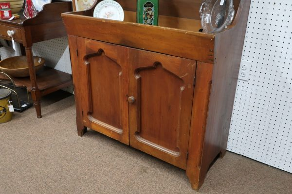 "Dry Sink Kitchen Cupboard-72"" tall"