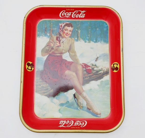 1941 Original Coca-Cola Tray