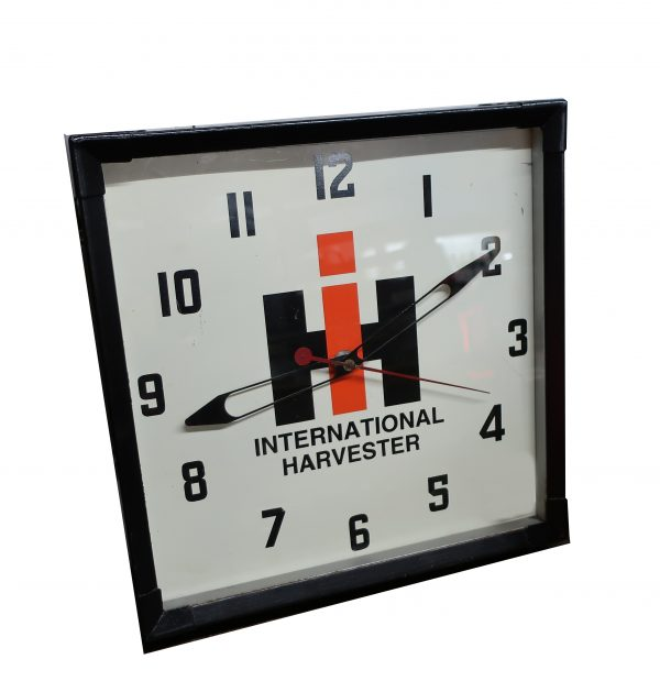 International Harvester IH Clock