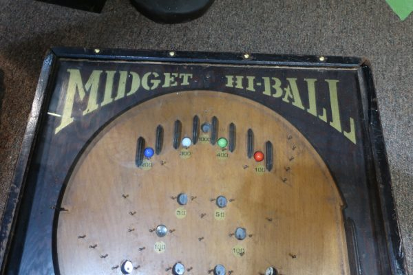 Midget Hi Ball Trade Stimulator-7 Shots for 1 Cent