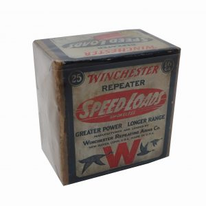 Winchester Speed Loads Shot Shell 2 Piece Box