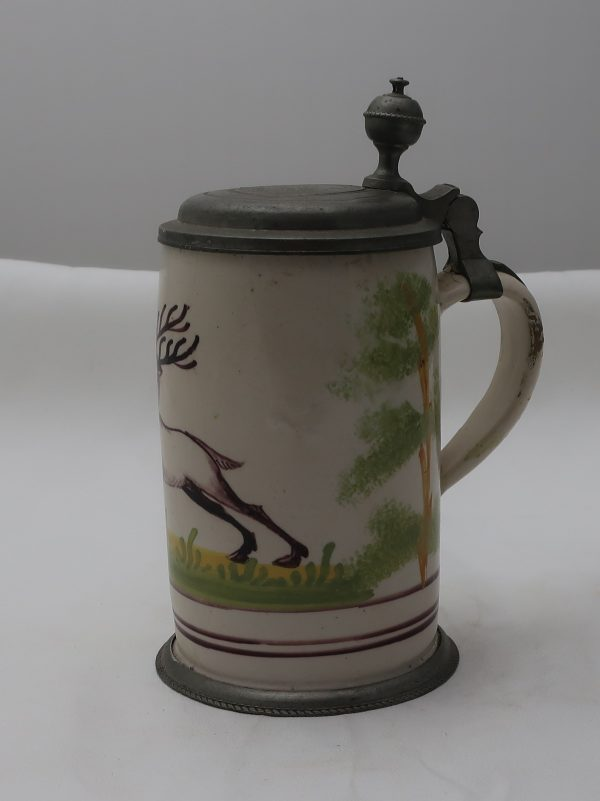 Early Delft Tankard