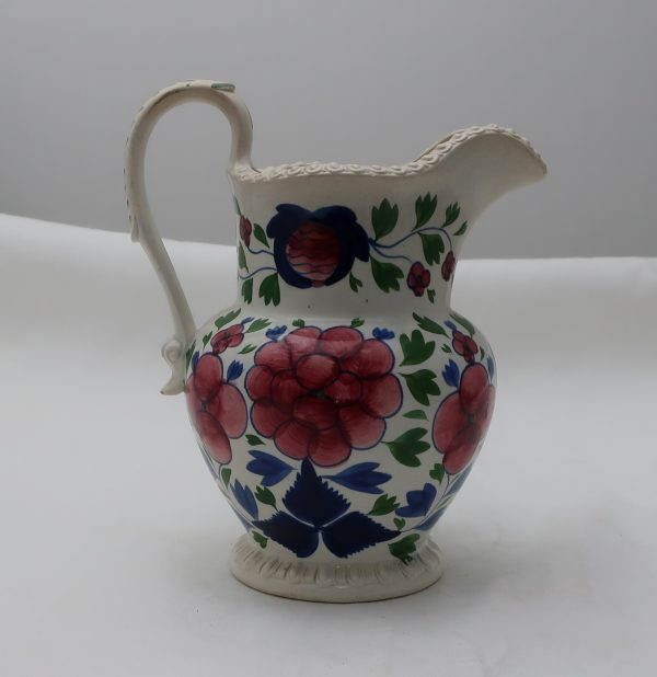 Gaudy Ironston Floral Pitcher