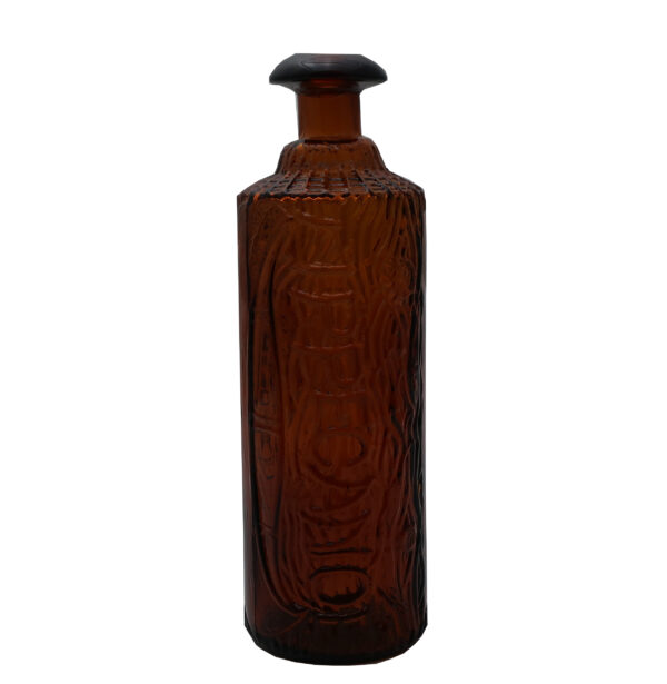 H.H. Warner Tippecanoe Bitters Bottle