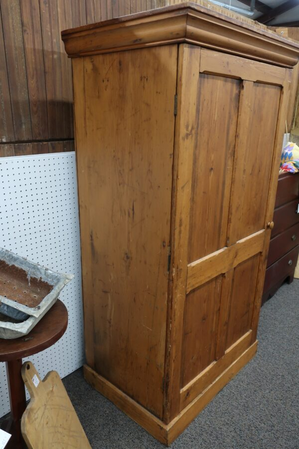 "Vintage 6 Drawer Large Storage Cabinet-68 1/2"" Tall"