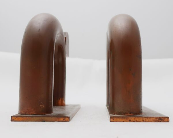 Chase Art Deco Elephant Bookends