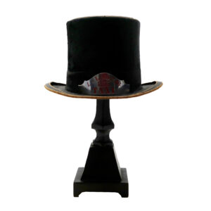 Taxi Drivers Top Hat and Stand