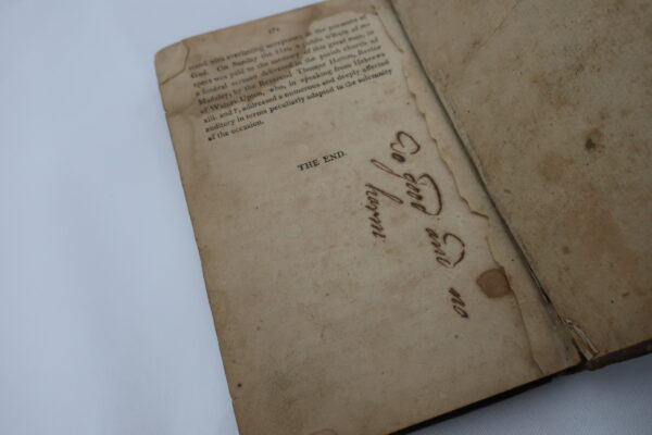1st Edition: A Short Account of the Life and Death of the Reverend John Fletcher