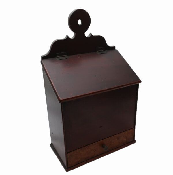 Early Hanging Box with Birdseye Drawer