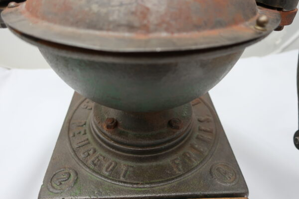 French 1800's Peugeot Coffee Grinder