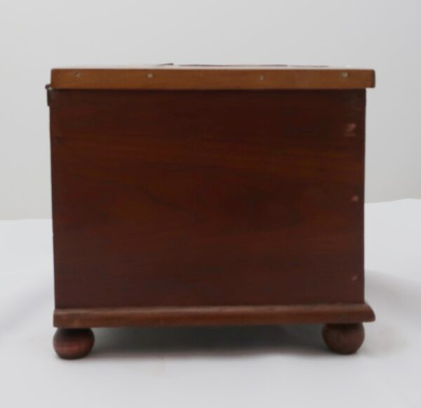 Sailor's Valuables Box with Inlay